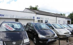 Rh Motors Chesterfieldf