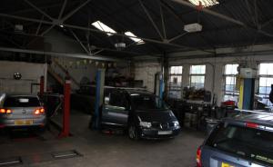 RH Motors Chesterfield