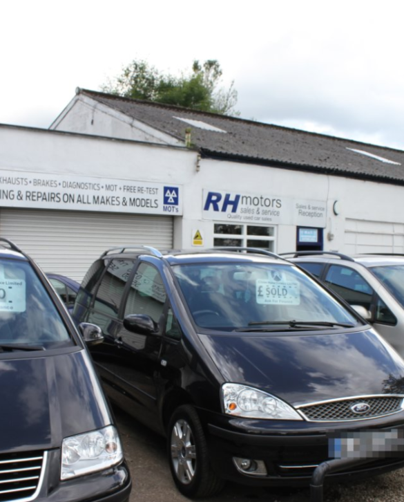RH motors Chesterfield